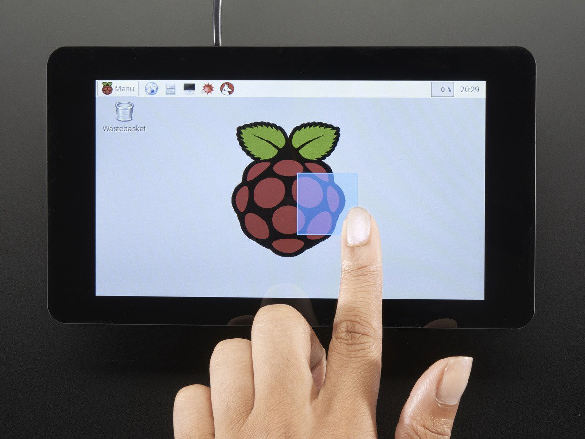 Building a Touchscreen Interface for Raspberry Pi - Humanizing Tech