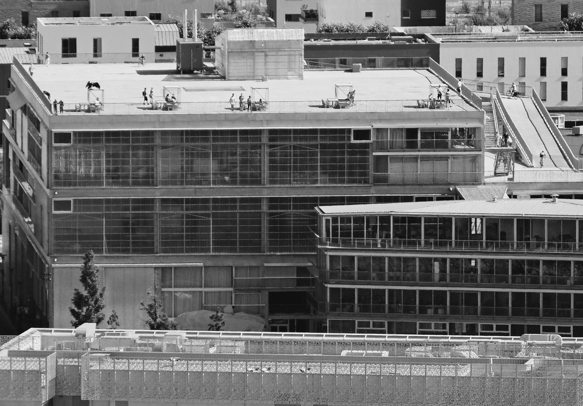 Lacaton and Vassal stand for adaptive reuse.