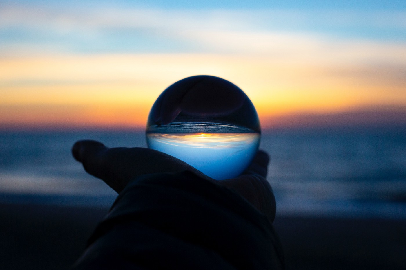 Crystal Ball to predict the future