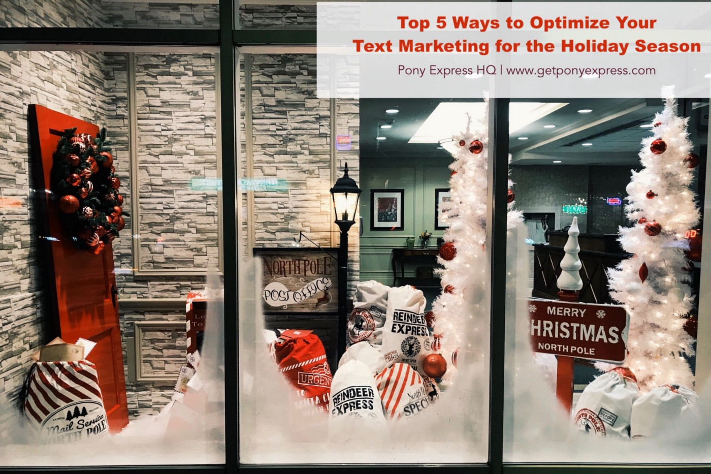 Top 5 Ways to Optimize Your Text Marketing for the Holiday Season