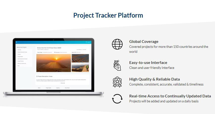 Global Project Tracker | Blackridge Research and Consulting