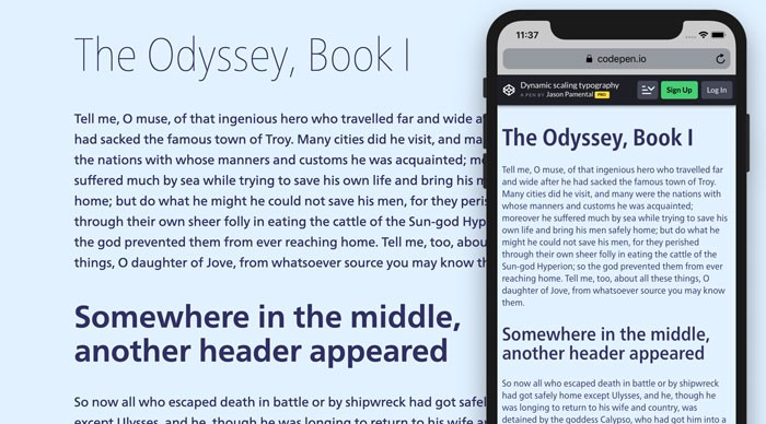 Learning Typography Introduction Resources Web