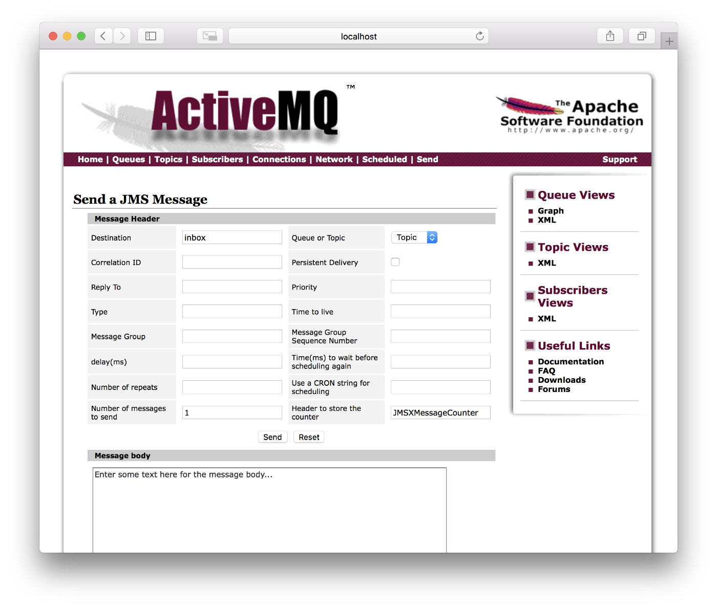 How to connect Android to Apache ActiveMQ - Andrey Rankov - Medium
