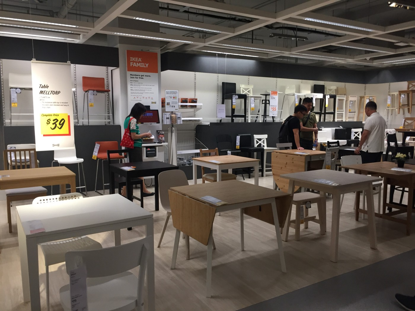 Shopping at IKEA with Easy Check Out— UX Case Study