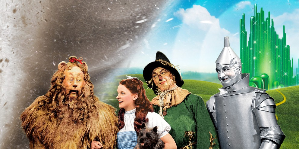 The Wizard Of Oz, Movie Banner