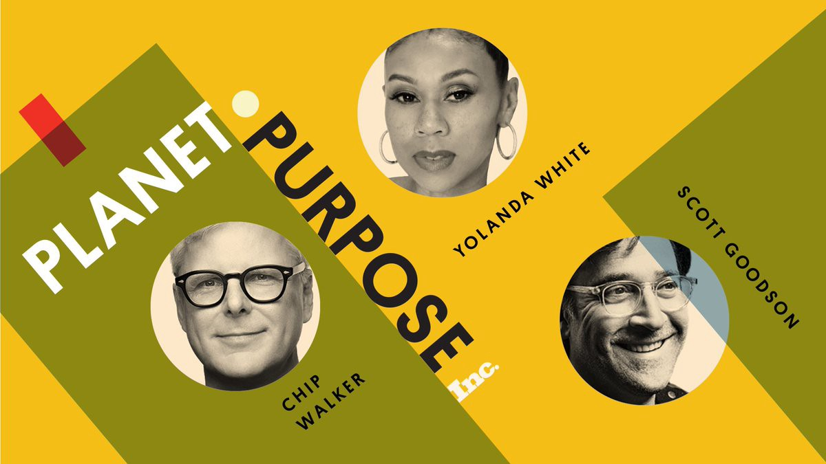 Planet Purpose- the best business podcast in 2021