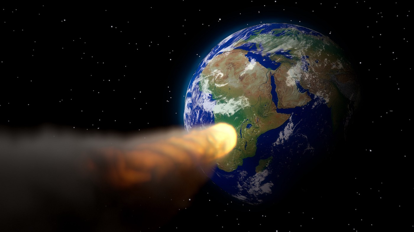 redirecting asteroid