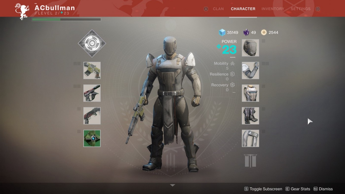 My Ridiculous Plan to Reinvent Destiny 2's PvP - ACbullman - Medium