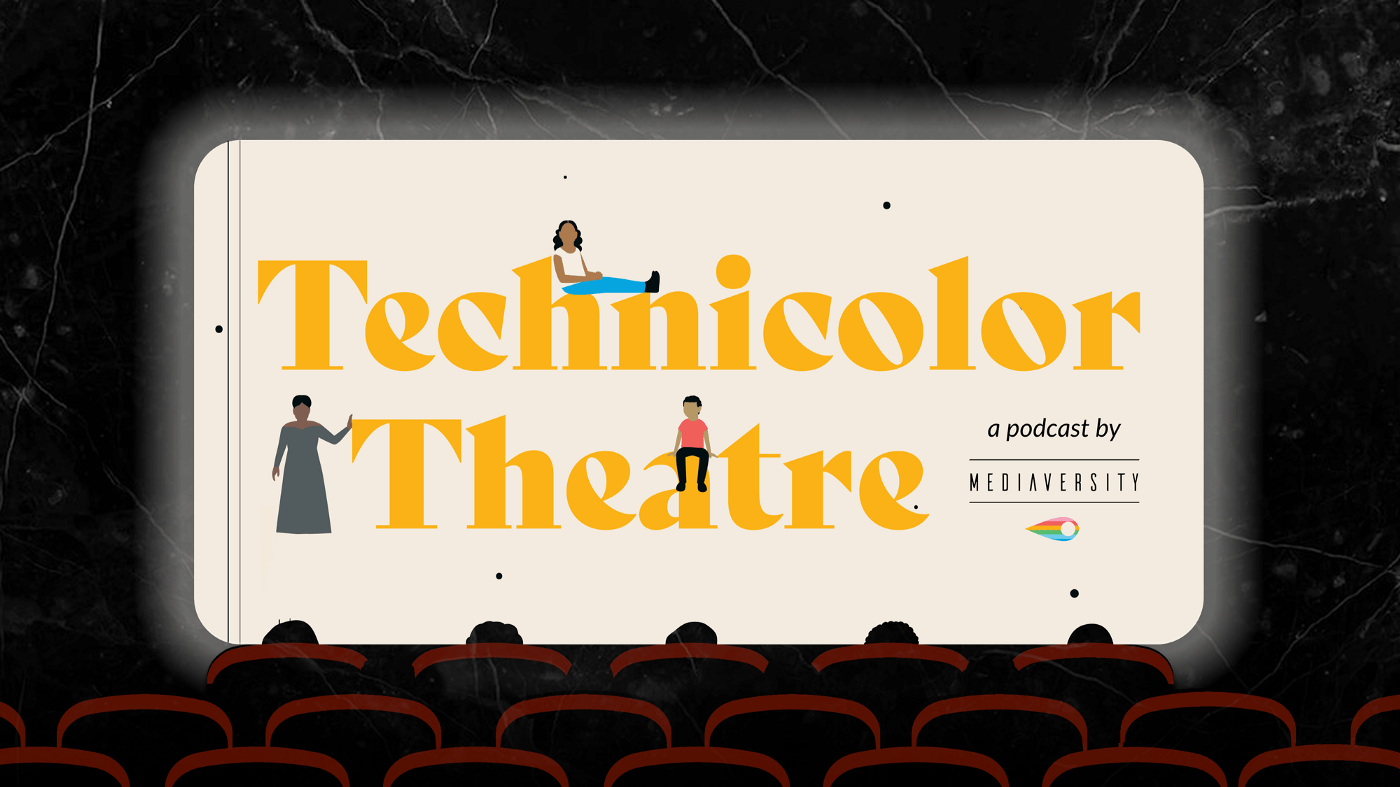 "Logo: ""Technicolor Theater, a podcast by Mediaversity"""