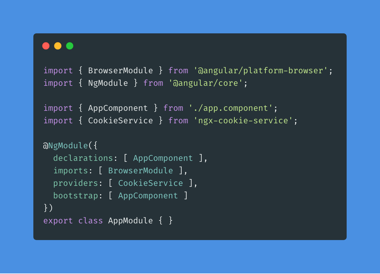 Angular 8 — How to use cookies - ITNEXT