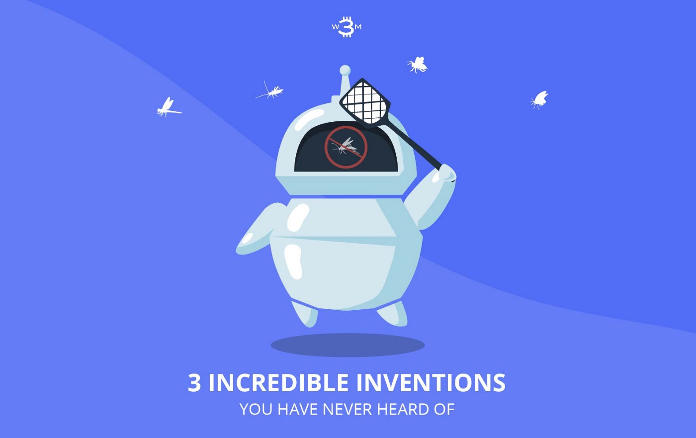 Three Incredible Inventions You Have Never Heard Of