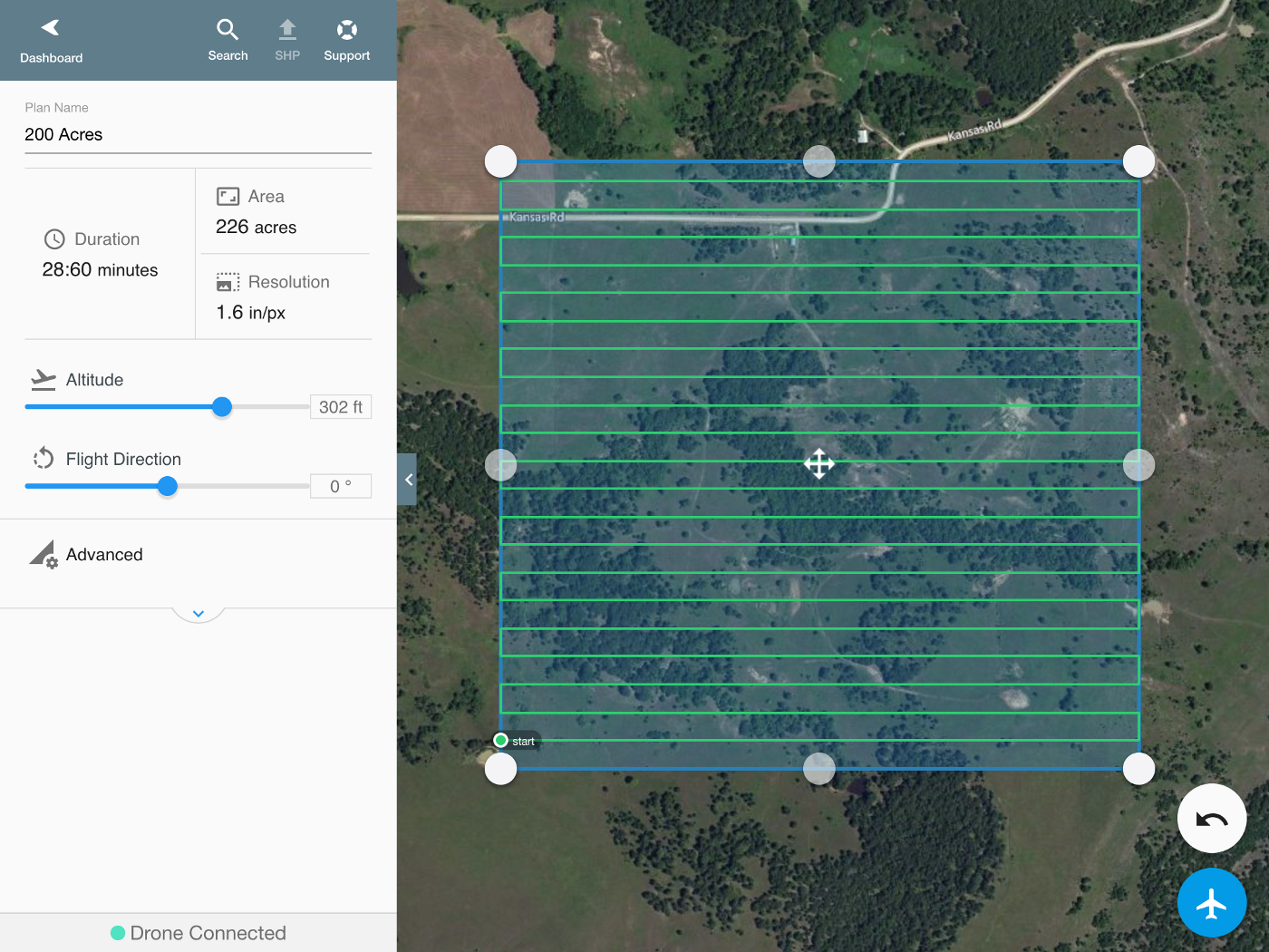 How I Mapped Hundreds of Acres with DroneDeploy - Michael Goff - Medium
