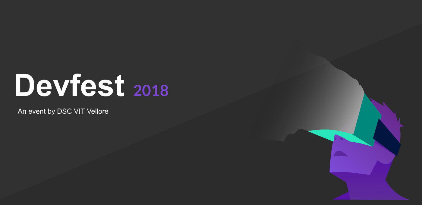 I had been shortlisted to my first hackathon, Devfest 2018.