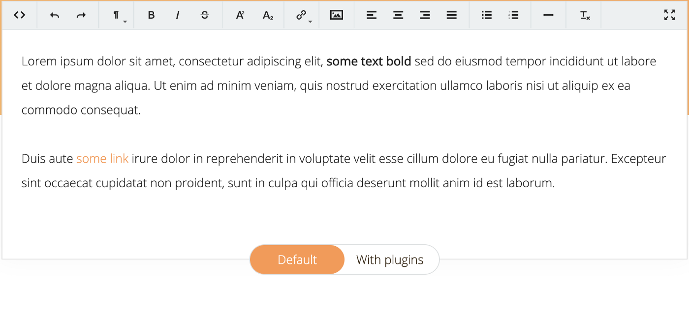 Vue component Rich Text Editor WYSIWYG   by Khampasith Chanthavong ...