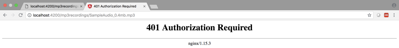 Building Up Credit ⁓ Popular Nginx Auth_request