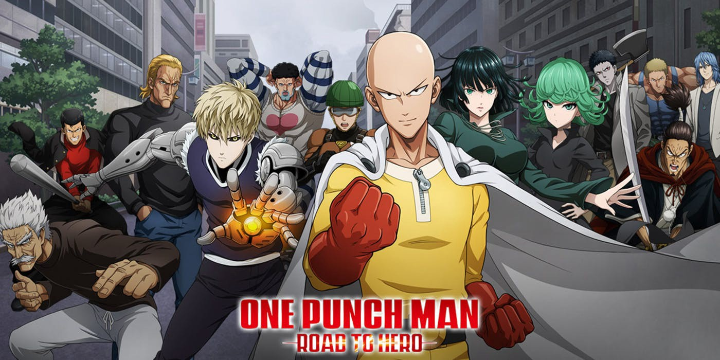 One-Punch Man 2x11 Streaming Sub ita [Latioano] - The Walking Dead
