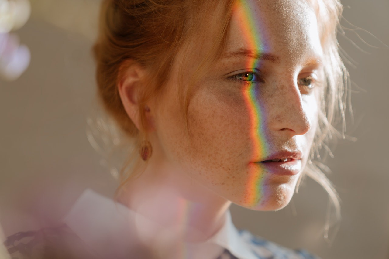 How to Get Freckles—Artificially