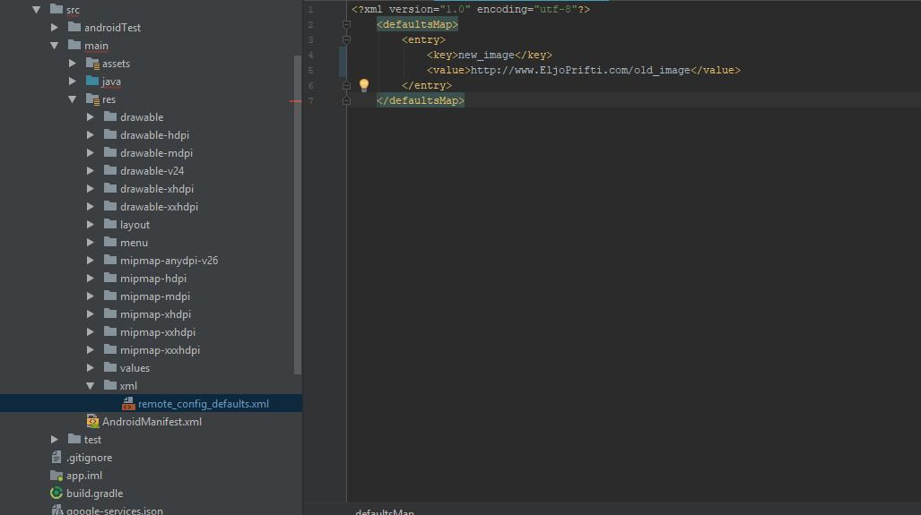 Firebase remote config on Android - ProAndroidDev