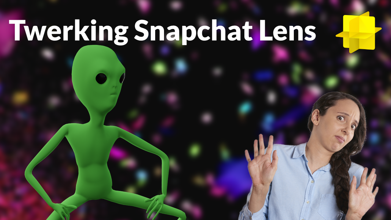 How to make a twerking lens for Snapchat using Mixamo and Lens Studio