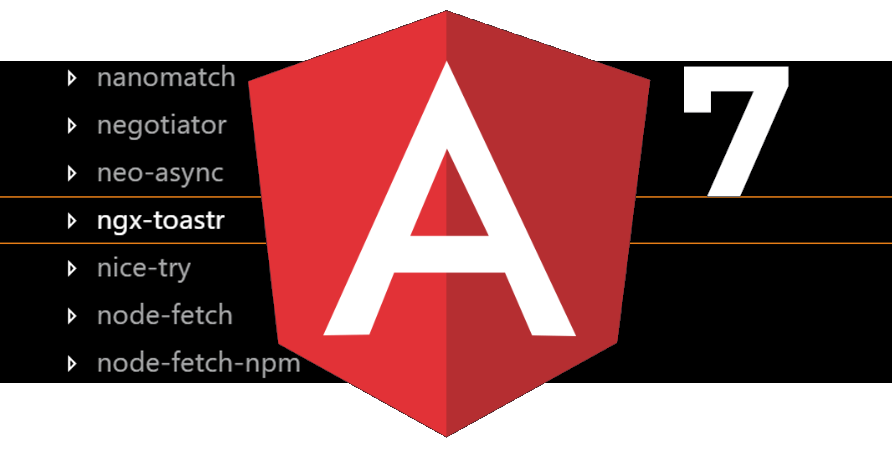 ngx-toastr in Angular 7 - Better Programming - Medium