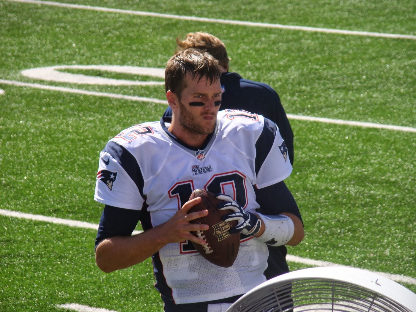 QB Tom Brady playing in Buffalo, NY