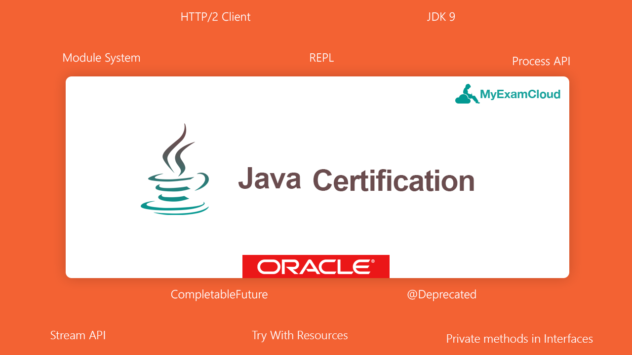 Java Certification Lists - Jessica Gates - Medium
