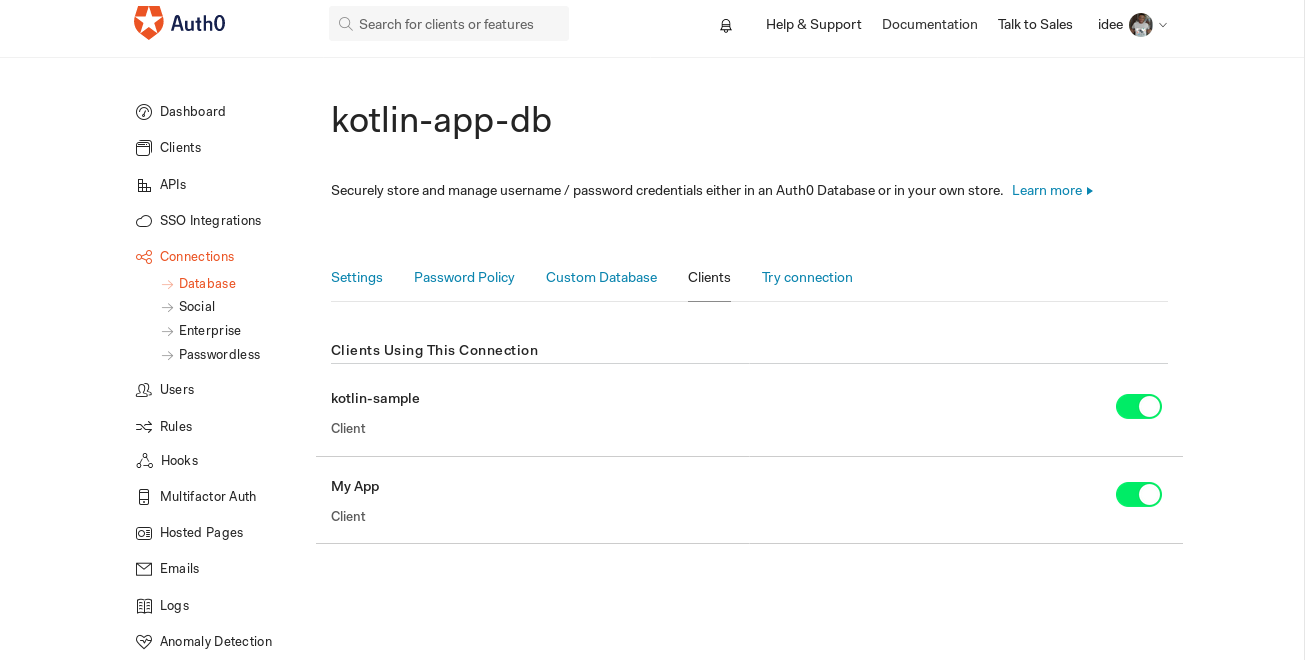 Identity Management With Auth0 Using Kotlin I: Authentication