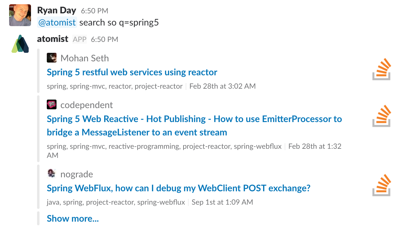 Writing Custom Bot Commands for Slack - The Composition