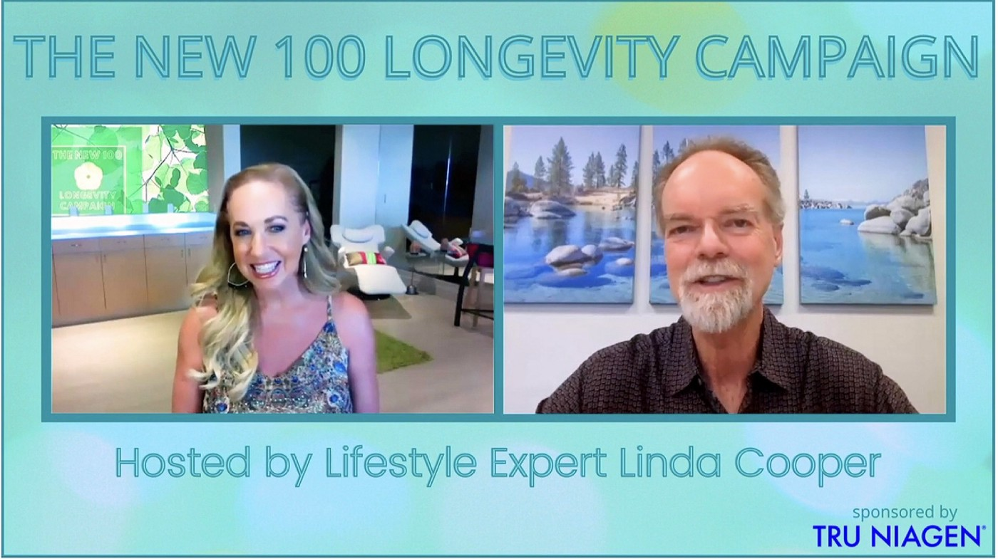 CURE AGING OR DIE TRYING- EP2 THE NEW 100 LONGEVITY CAMPAIGN