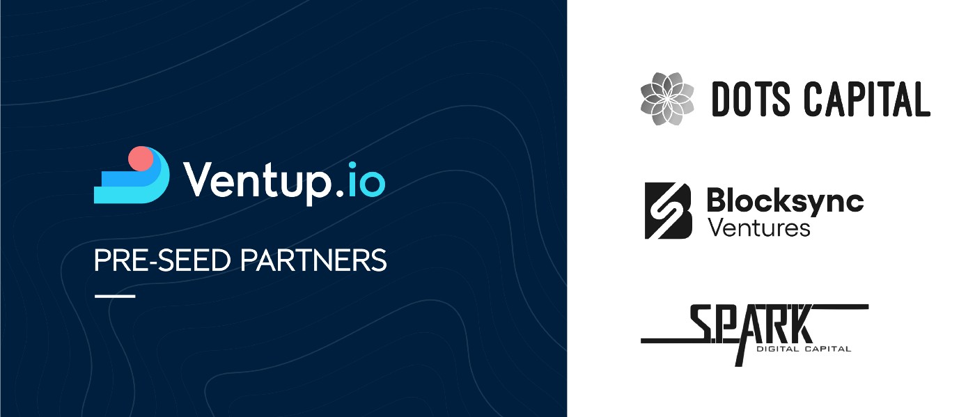 Pre-Seed Investment Partners for Ventup by VentFinance