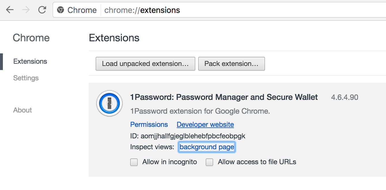 Making a 1Password client - paulsc - Medium