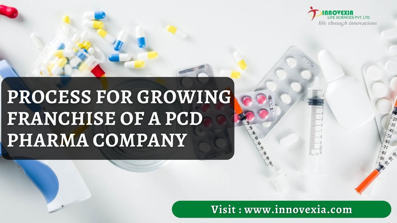 Process for Growing Franchise of a PCD Pharma Company
