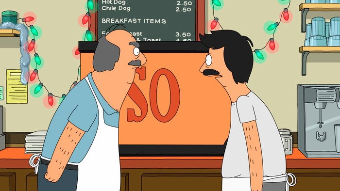 A Bob's Burgers Christmas (Episode List) - Set Frasers to
