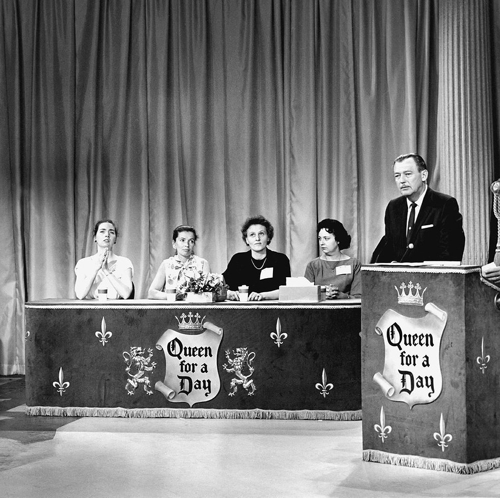 This 1950s game show profited from the poverty of a new