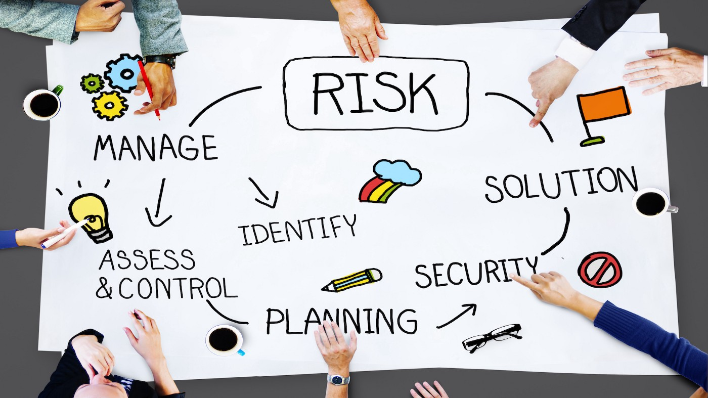 How to Identify Risks—abstract illustration