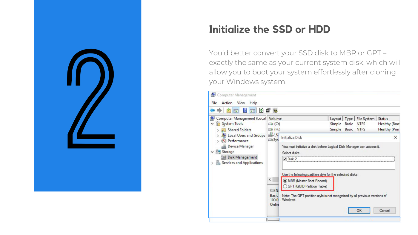 How Can I Migrate | Move Windows 10 OS (C:) to a New Hard Drive-SSD