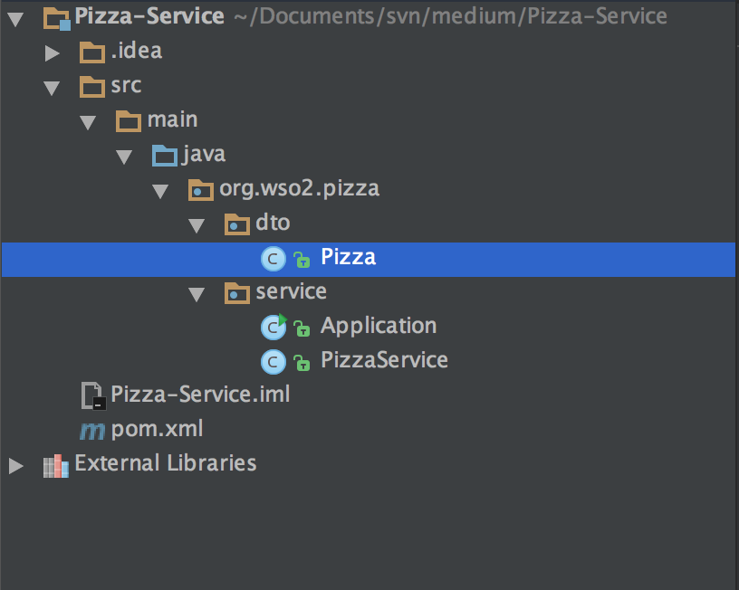 Create Webservice in just 2 minutes with WSO2 Microservices
