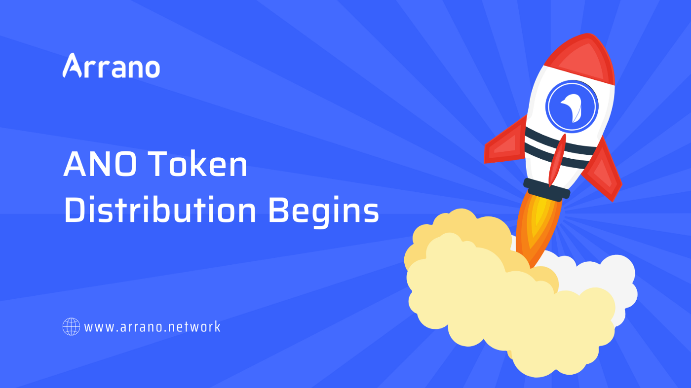 Arrano Networks ANO token Distribution has started on 20th April. The Airdrop if Registration and Referral tokens are being transferred directly to the BEP20 and TRC20 Wallets. The token is also up fir listing on centralized exchanges.