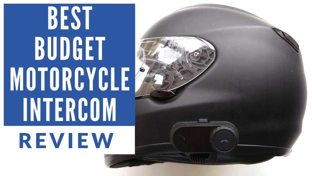 f9a6c319b04 Best Budget Motorcycle Intercom & Bluetooth Headset Review