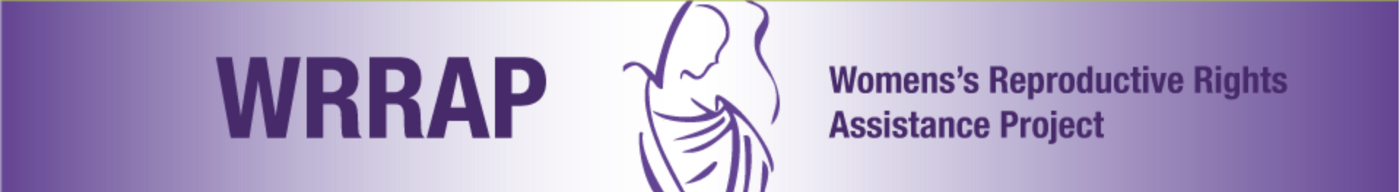 Women's Reproductive Rights Assistance Project logo