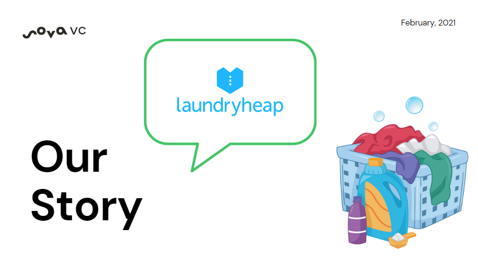 Our investment in Laundryheap—disrupting the laundry and dry cleaning industry
