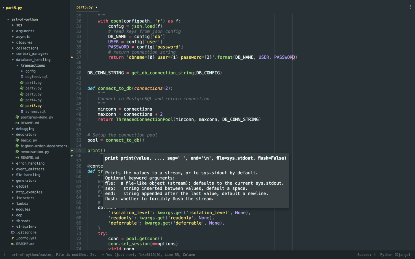 Ultimate Sublime for Python - Noteworthy - The Journal Blog