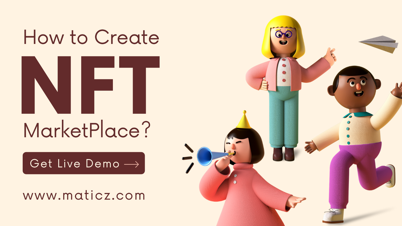 How to Create NFT Marketplace