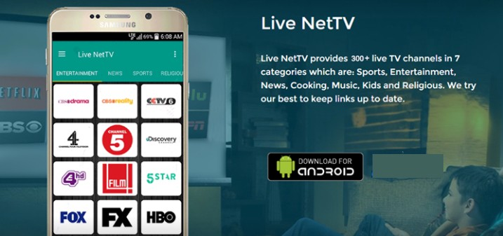 Best Android Apps to Watch Free Live TV Online - Zofia M  Sussman