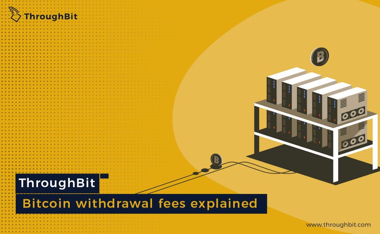 ThroughBit Bitcoin withdrawal fees explained - ThroughBit