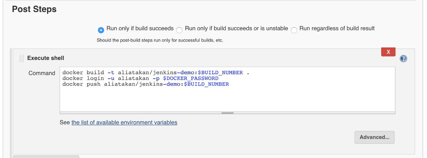 Continuous Deployment with Jenkins, Docker, Marathon and Mesos on
