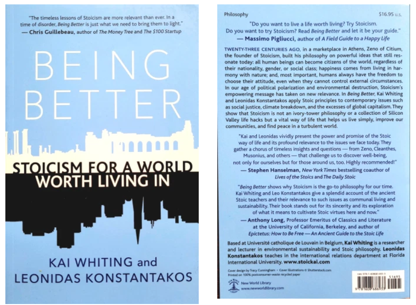 being better book cover