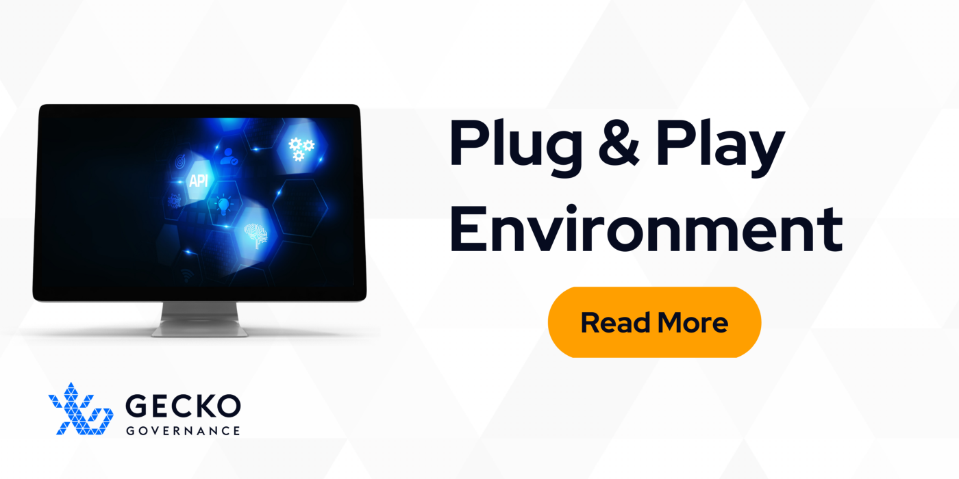 Plug & Play GECKO Environment