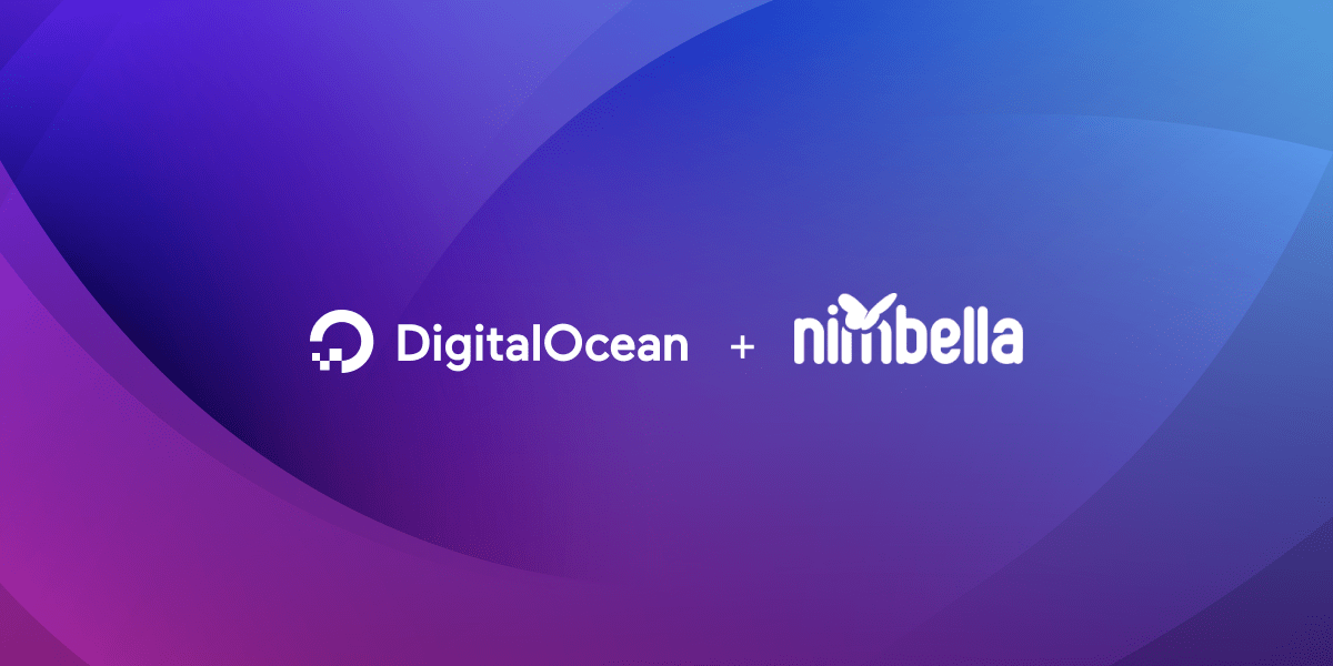 Nimbella joins DigitalOcean. Read the announcement from Yancey Spruill (CEO, DigitalOcean) at https://www.digitalocean.com/blog/nimbella-joins-the-digitalocean-family/.