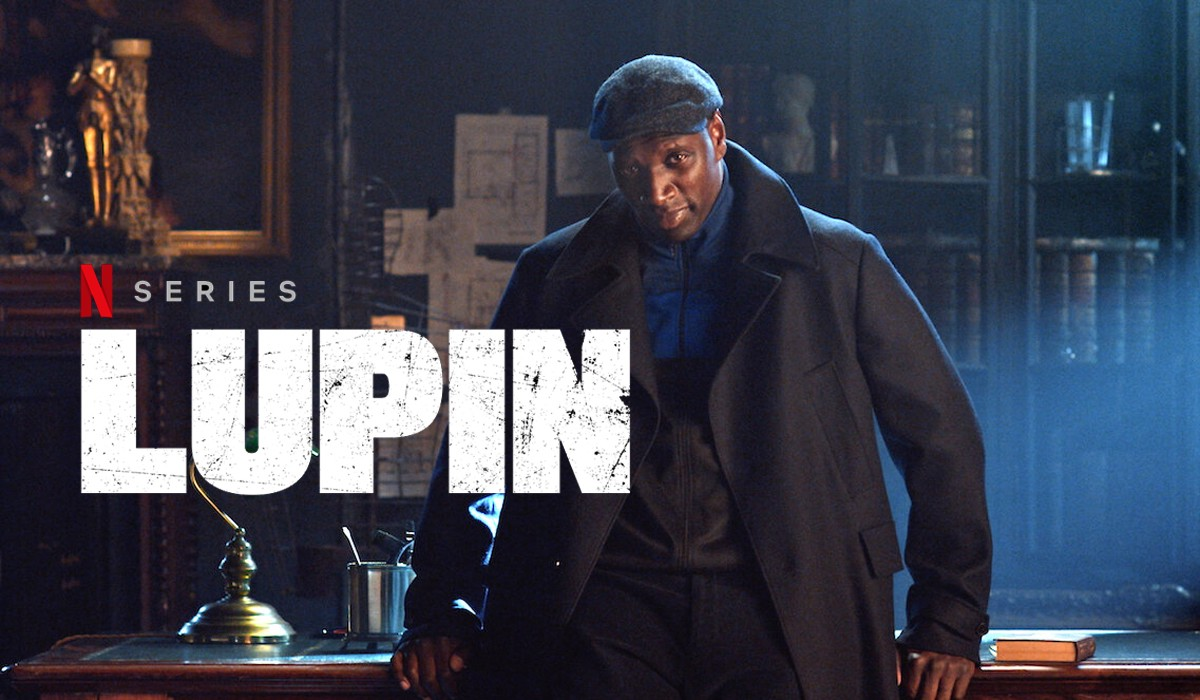 Omar Sy in Lupin | Netflix